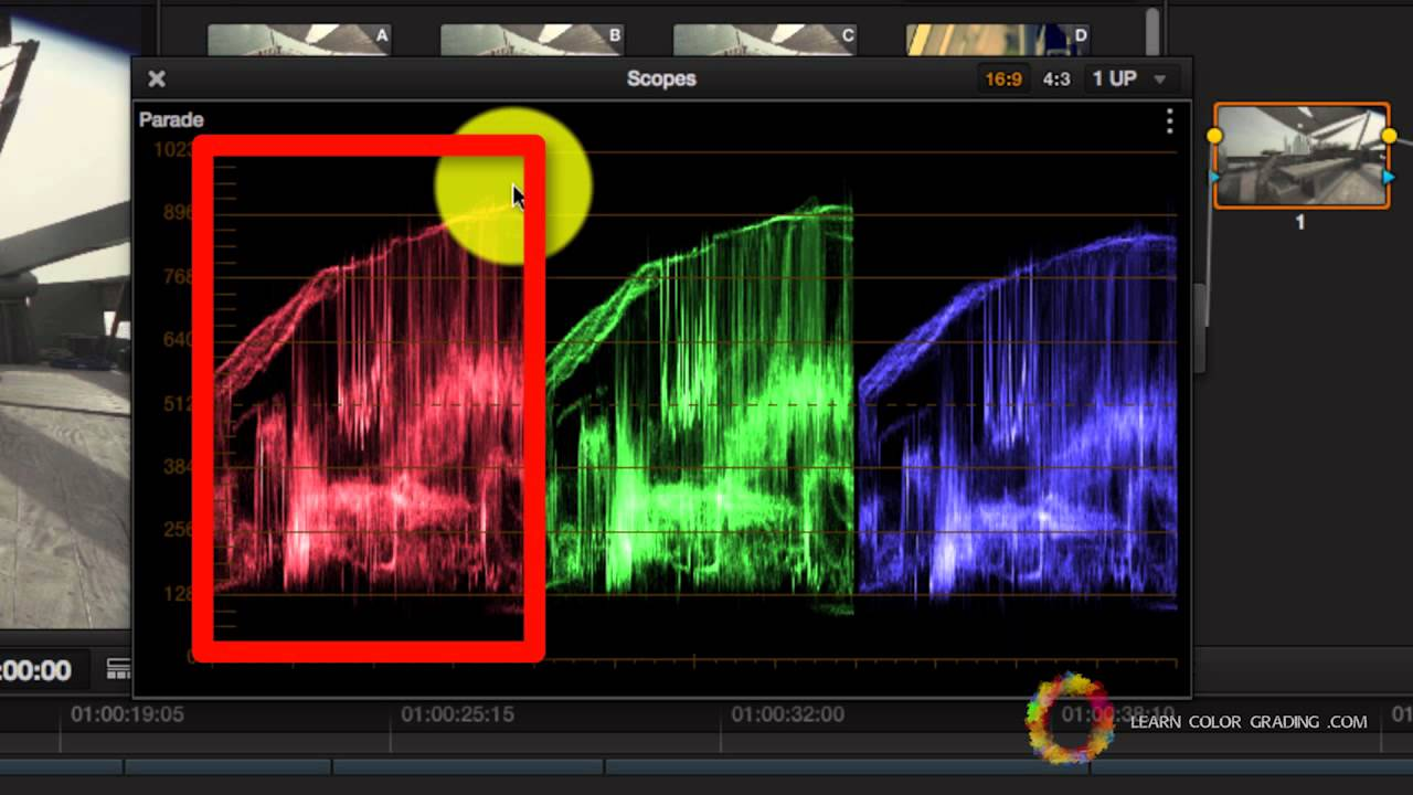 Color Histogram / Scopes - question - Forum